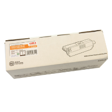 OKI 44469805 Toner Cartridge BLACK