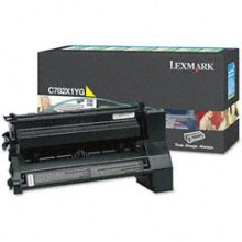 Lexmark C782X1YG Toner Cartridge YELLOW