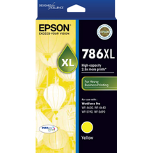 Epson 786XL Ink Cartridge High Capacity YELLOW