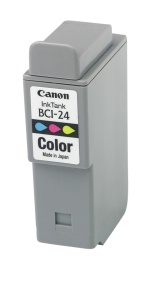 Canon BCI24C Ink Cartridge Tri-Colour