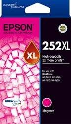 Epson 252XL Ink Cartridge Hi Capacity Compatible MAGENTA