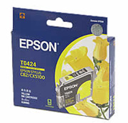 Epson T042490 Ink Cartridge YELLOW