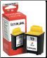 Lexmark # 19 15M2619A Inkjet Cartridge