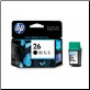 HP26 Inkjet Cartridge 51626AA BLACK