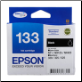 Epson 133 Inkjet Cartridge Black C13T133192