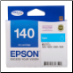 Epson 140 Ink Cartridge Extra High Yield - Cyan - C13T140292
