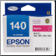 Epson 140 Ink Cartridge Extra High Yield - Magenta - C13T140392