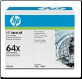 HP CC364X Toner Cartridge 64X Hi-Yield BLACK