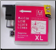 LC39M Brother ink cartridge Compatible Hi-Yld LC39 MAGENTA