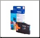 Brother LC77XLC Ink Cartridge - CYAN Hi-Yield
