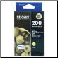 Epson 200 Ink Cartridge C13T200492 YELLOW