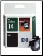 HP14 Print Head C4920A Black