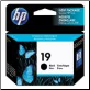 HP19 Inkjet Cartridge C6628A BLACK
