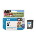 HP27 Inkjet Cartridge C8727AA BLACK