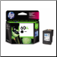HP-60xl Inkjet Cartridge CC641WA BLACK