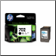 HP-702 CC660AA Inkjet Cartridge BLACK