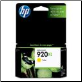 CD974AA HP No.920XL Ink Cartridge Hi-Yield YELLOW