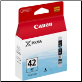 Canon CLi-42PC Ink Cartridge CLi42 PHOTO CYAN