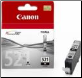 Canon CLI521BK Ink Cartridge CLI521  BLACK