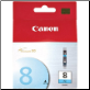 Canon CLI8 Ink Cartridge Photo Cyan