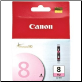Canon CLI8 Ink Cartridge Photo Magenta