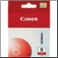 Canon CLI8R Ink Cartridge CLI8 Red