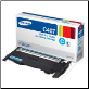 Samsung CLTC407 Toner Cartridge CYAN