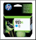 HP 951XL CN046AA Ink Cartridge Hi-Yield CYAN