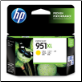 HP 951XL CN048AA Ink Cartridge Hi-Yield YELLOW