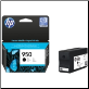 HP 950 CN049AA Ink Cartridge Std-Yield BLACK