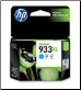HP Officejet 933XL Ink Cartridge Hi-Yld Cyan CN054A