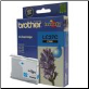 Brother LC37 Inkjet Cartridge LC37C CYAN