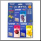 Brother LC37 Inkjet Cartridges LC37CL3PK