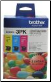 Brother LC40CL3PK Ink Cartridge LC40 C/M/Y
