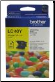 Brother LC40Y Ink Cartridge LC40 YELLOW