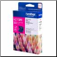 Brother LC73 Inkjet Cartridge MAGENTA LC73M