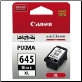 Canon PG645 XL Ink Cartridge Black
