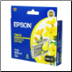 Epson TO47 Ink Cartridge T047490 YELLOW (SKU: T047490)