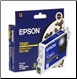 Epson T0561 Inkjet Cartridge Black