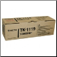 Kyocera TK1119 Toner Cartridge BLACK