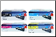 Brother TN-348 Hi-Yield Toner Cartridge SET of 4