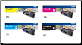 Brother TN349 SUPER Hi-Yield Set of 4 Toner Cartridges