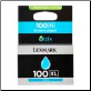 Lexmark 100XL Ink Cartridge CYAN 14N1069A