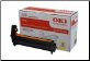 Oki 44315111 C610 Drum Cartridge CYAN