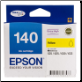 Epson 140 Ink Cartridge Extra High Yield - Yellow - C13T140492
