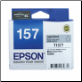 T1577 Epson Stylus 157 UltraChrome Ink Cartridge - Light Black C13T157790