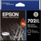 Epson 702XL Ink cartridge BLACK C13T345192