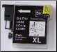 LC39BK Brother Ink Cartridge Compatible LC39 BLACK