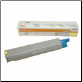 Oki C35YTONEHC Toner Cartridge YELLOW