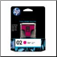 HP02 C8772WA Inkjet Cartridge MAGENTA